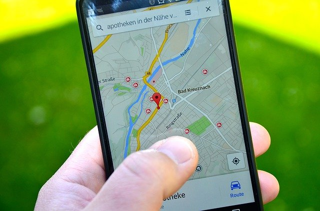 How To find email sender location