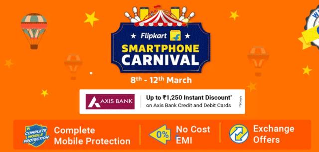 Flipkart-Smartphone-Carnival-Sal