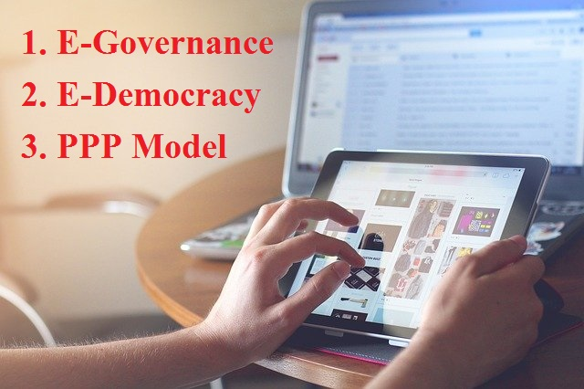 e-governance-e-democracy-and-ppp-model-in-hindi-it-trends-notes