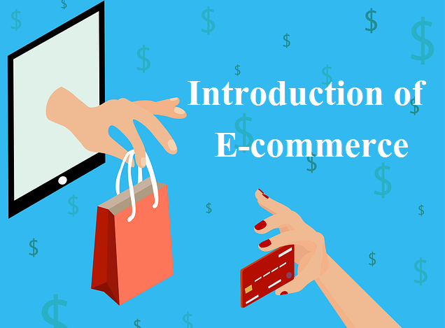 introduction of e commerce