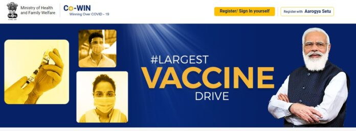 How to register for vaccination 1
