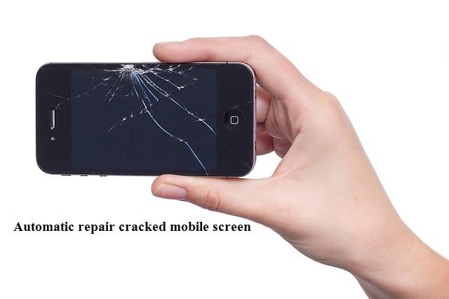 repair cracked mobile screen